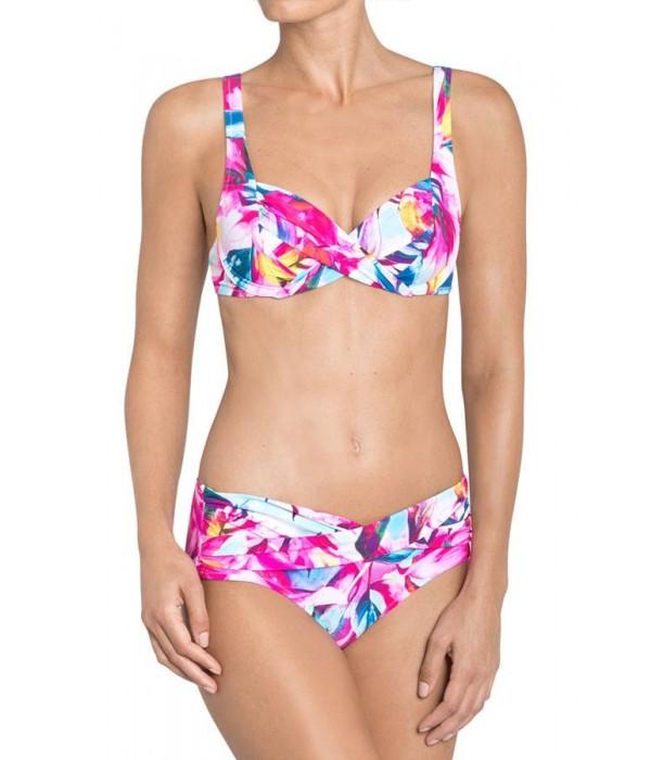 Bikini de triumph estampado acuarela