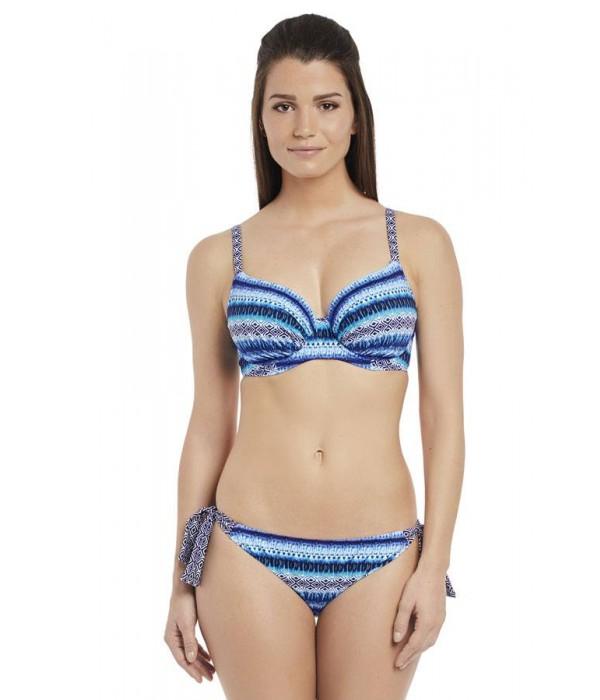 Bikini copa E azul coleccion La manga 6455 de Fantasie