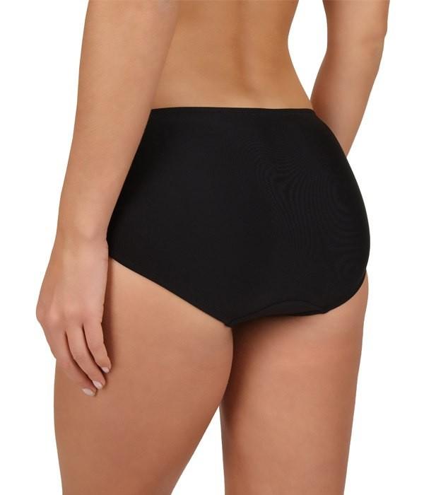 Bikini negro con aros copa G para mujer de Felina