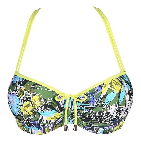 Bikini balconet aros Pacific Beach de Primadonna Swim