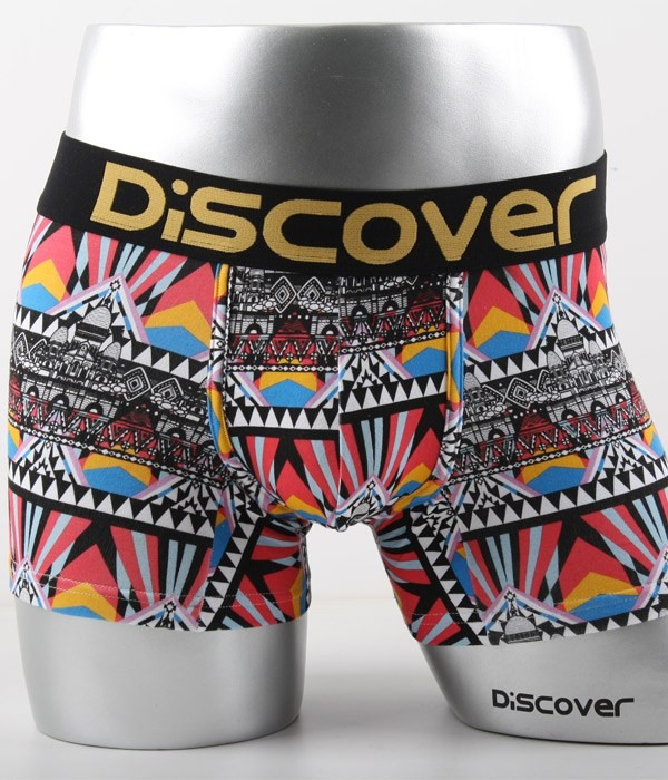 Boxer Discover underwear Fuego