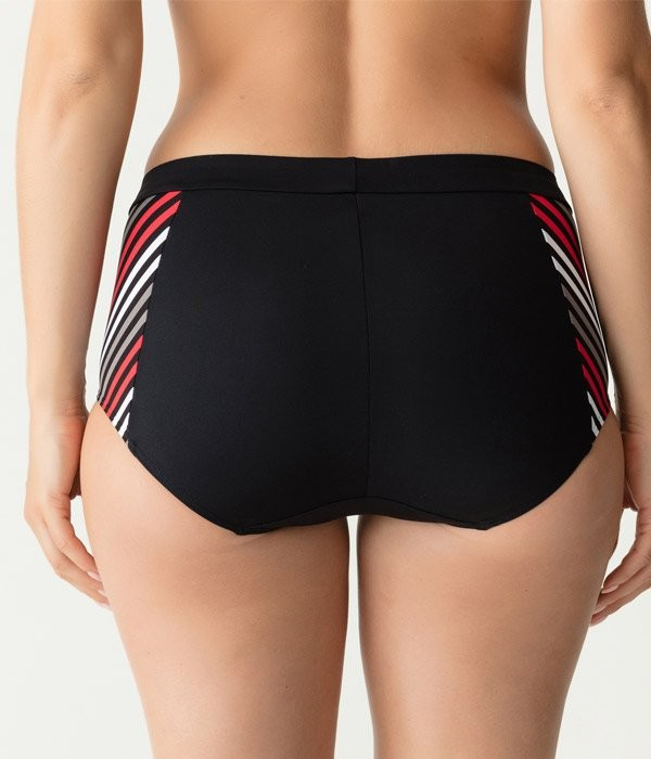 Bikini braga alta Hollywood de Primadonna Swim