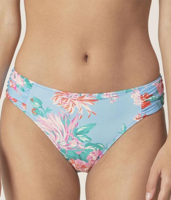 Braga bikini clasica floral Laura Riviera de Marie Jo