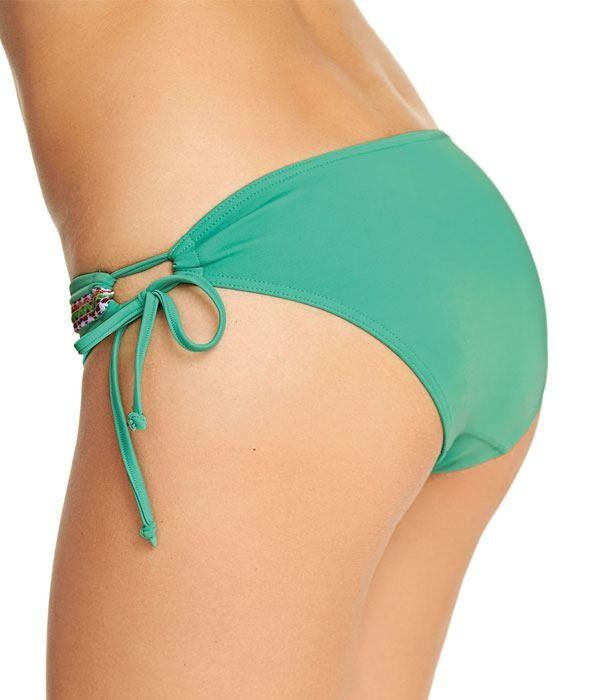 Bikini bandeau verde coleccion Deco Swim 3872