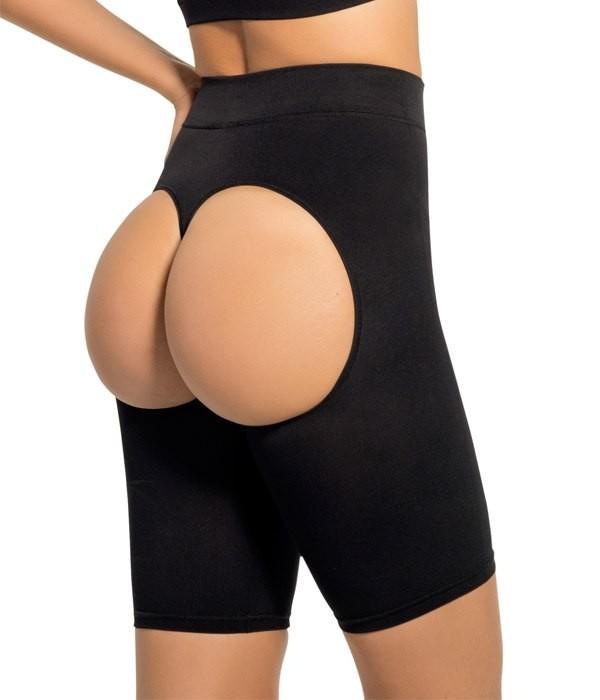 Braga faja pantalon pushup gluteos libres leonisa