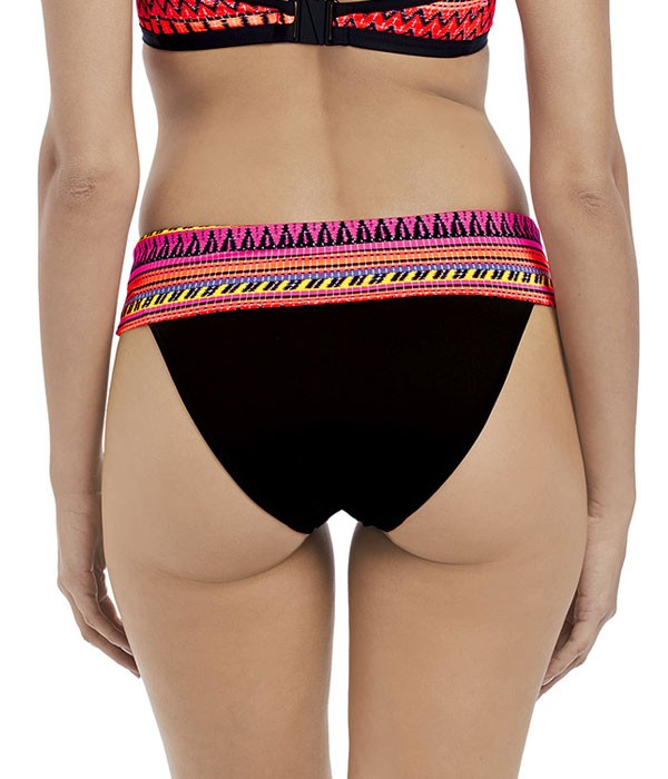 Bikini bandeau con aros Way out west de Freya
