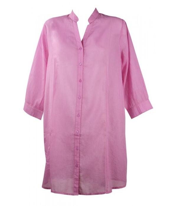 Camisa playera rosa coleccion Malta de Red Point