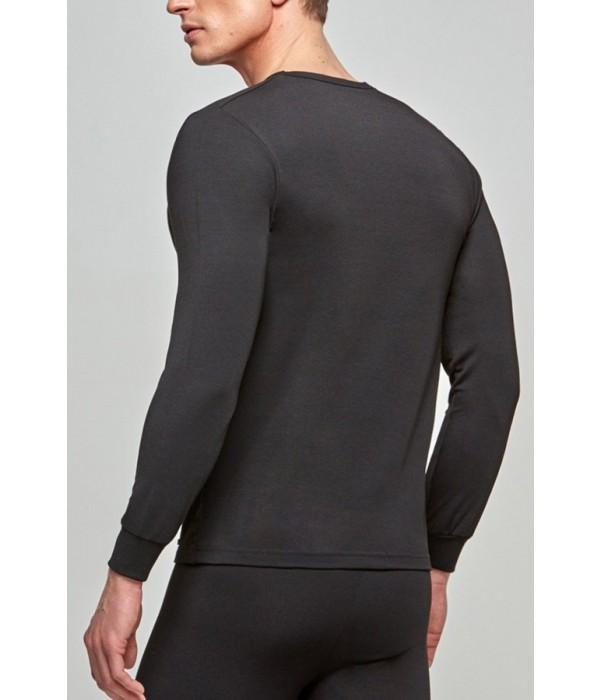 camiseta-termica-cuello-pico-hombre-manga-larga-impetus-1367606-negro