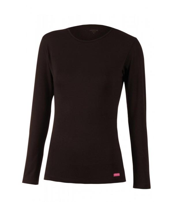 camiseta-termica-manga-larga-marron-cuello-redondo-mujer-impetus-8361606-1504705506