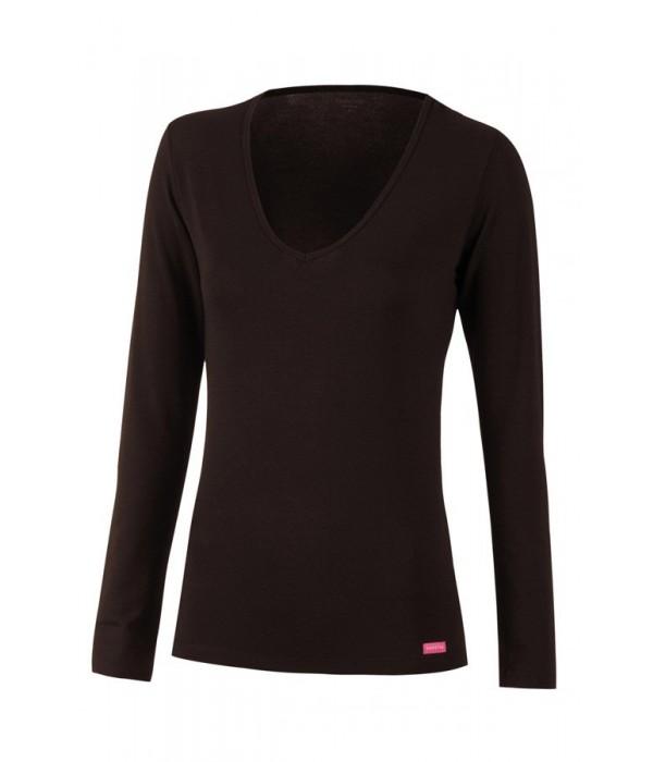 camiseta-termica-manga-larga-escotada-mujer-impetus-8361606-marron