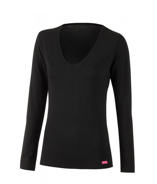 camiseta-termica-manga-larga-escotada-mujer-impetus-8361606-negro