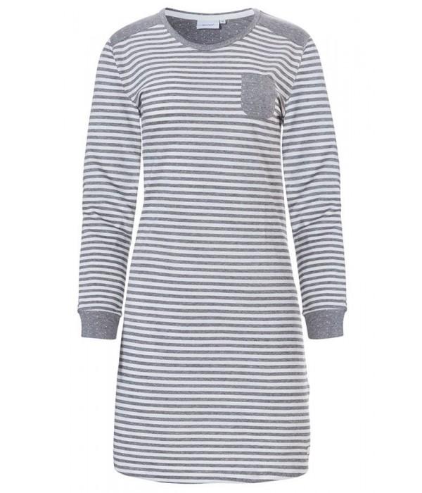Camisola algodón de invierno en gris de Pastunette