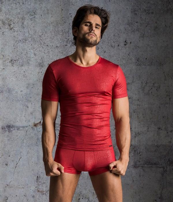 camiseta-roja-olaf-benz-underwear-red1814-tshirt