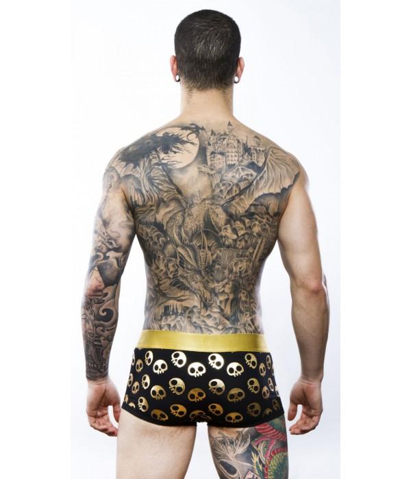 Discover Funny Underwear calaveras topos