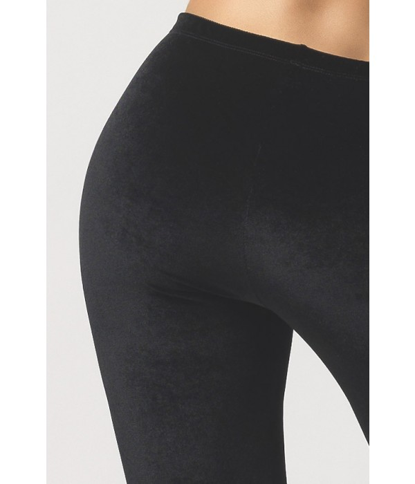Legging terciopelo negro Velvet de Alter