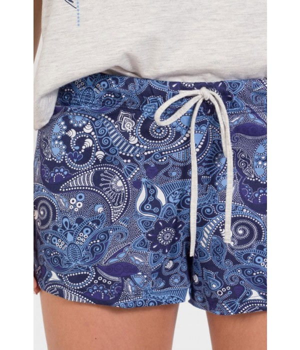 Pijama verano massana boho pantalon