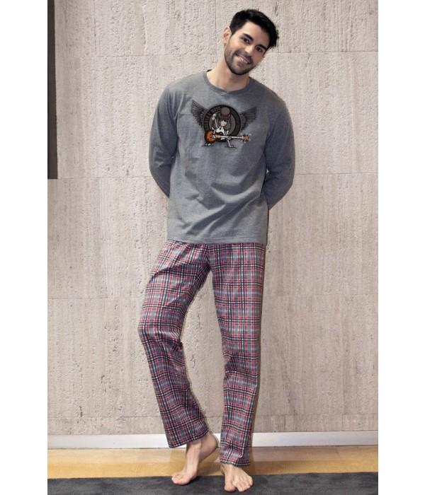 pijama-guns-and-roses-hombre-manga-larga-kukuxumusu-5251