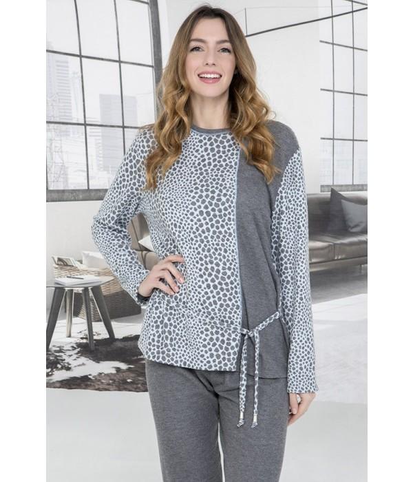 Pijama de invierno 740967 para señora de Mitjans