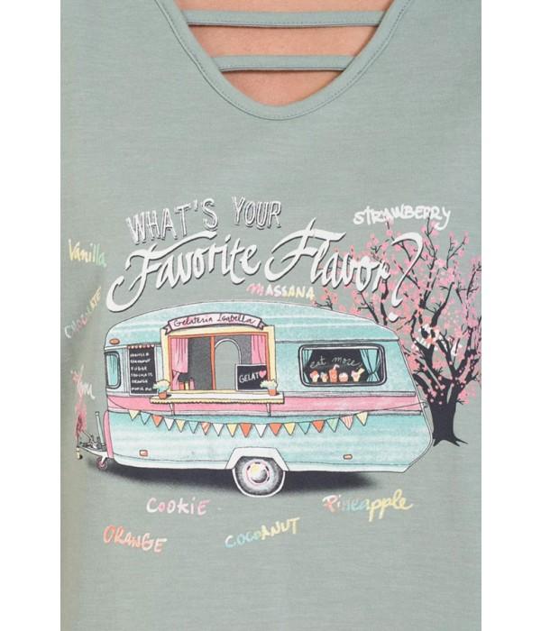 Pijama Massana dibujo caravana P181251