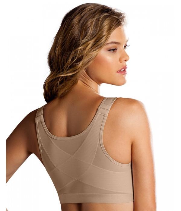 Sujetador corrector de espalda Leonisa Postoperatorio