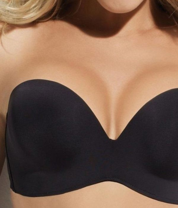Sujetador sin tirantes Perfect Strapless Wonderbra pushup