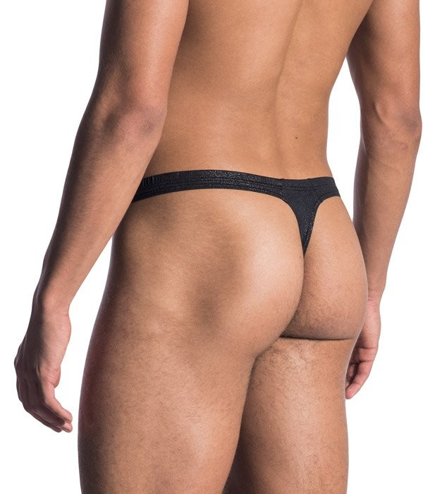 tanga-negro-hombre-olaf-benz-underwear-RED1814-lycra