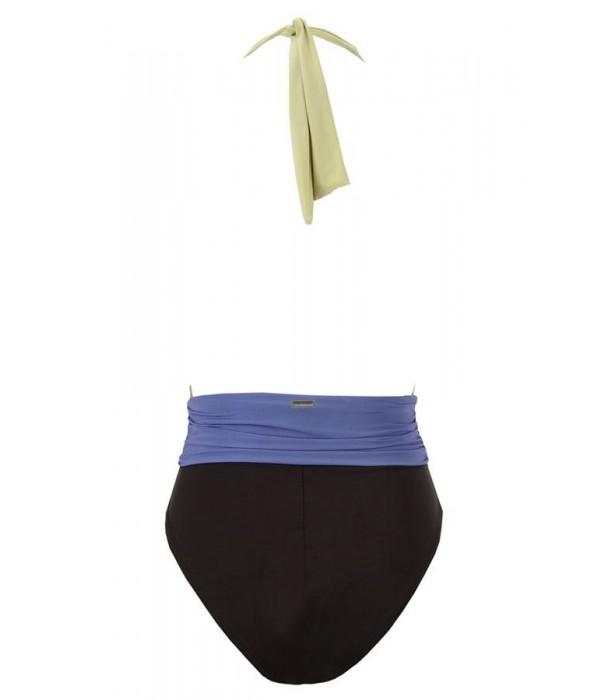 Espalda descubierta trikini