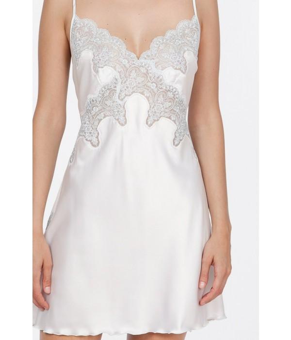 Camison de novia silver Heritage de Ivette Bridal