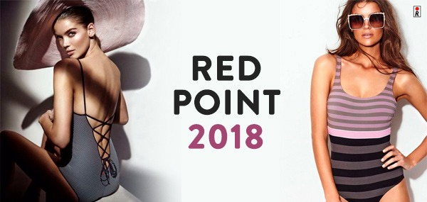 Banadores mujer Red Point 2018